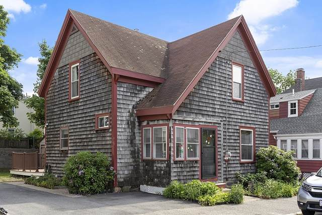 16 Chestnut St, Beverly, MA 01915 (MLS #72848472) :: Alfa Realty Group Inc