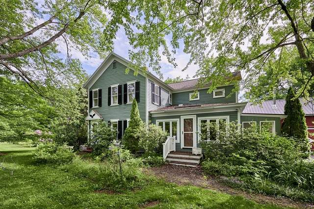 202 East St, Chesterfield, MA 01096 (MLS #72848486) :: EXIT Cape Realty
