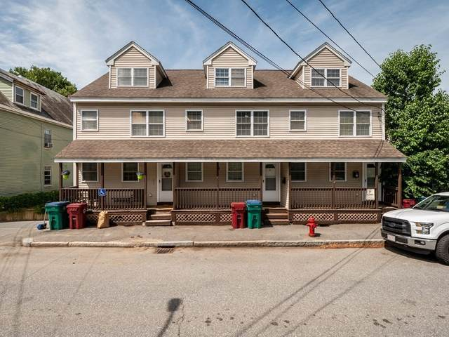23 Harrison St #2, Lowell, MA 01852 (MLS #72848494) :: Anytime Realty