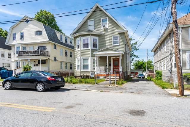 432 Howard St, Lawrence, MA 01841 (MLS #72848512) :: EXIT Realty