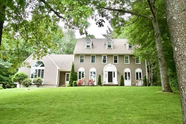 45 Lexington Cir, Holden, MA 01520 (MLS #72848570) :: The Duffy Home Selling Team