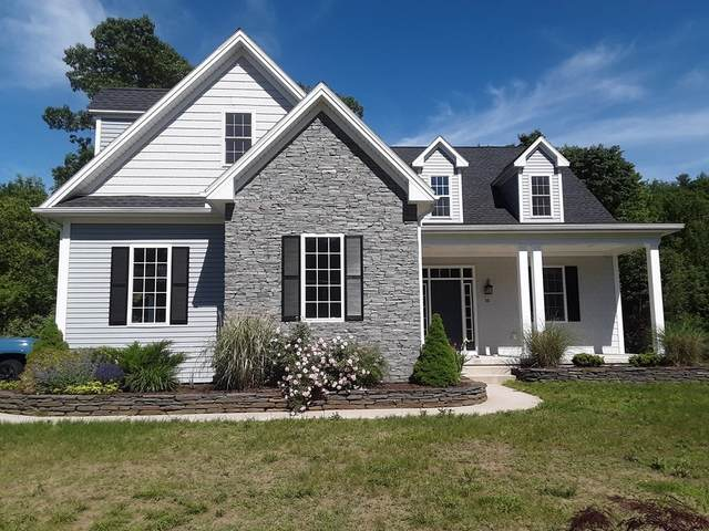 16 Palley Village Place, Amherst, MA 01002 (MLS #72848586) :: EXIT Cape Realty