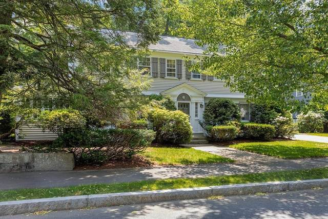 6 Hawthorne Ave, Newton, MA 02466 (MLS #72848626) :: Spectrum Real Estate Consultants
