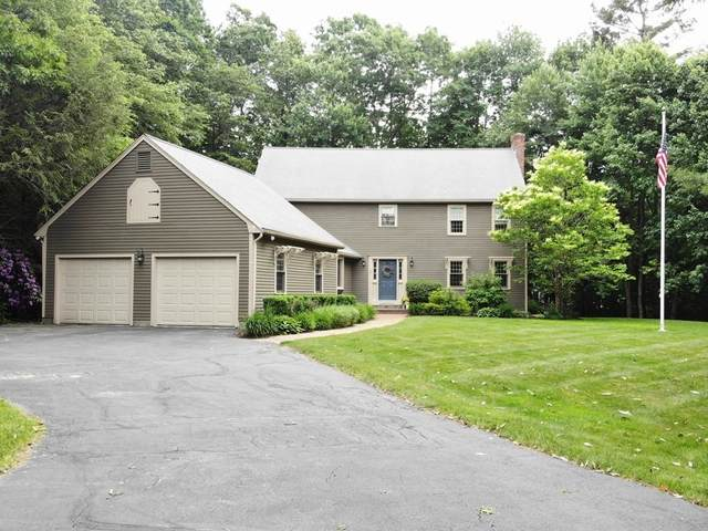 21 Squantum Ave, Easton, MA 02356 (MLS #72848663) :: The Ponte Group