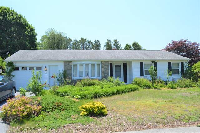 93 Rhode Island Ave, Somerset, MA 02726 (MLS #72848755) :: The Ponte Group