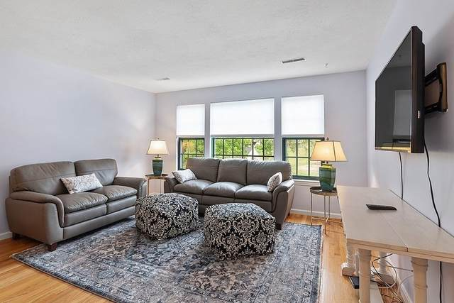 71 Princeton St #307, Chelmsford, MA 01863 (MLS #72848836) :: EXIT Realty