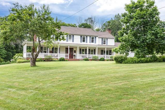 24 Gulf Rd, Somers, CT 06071 (MLS #72848842) :: EXIT Cape Realty