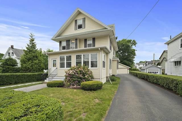 445 Beale Street, Milton, MA 02186 (MLS #72848845) :: Spectrum Real Estate Consultants