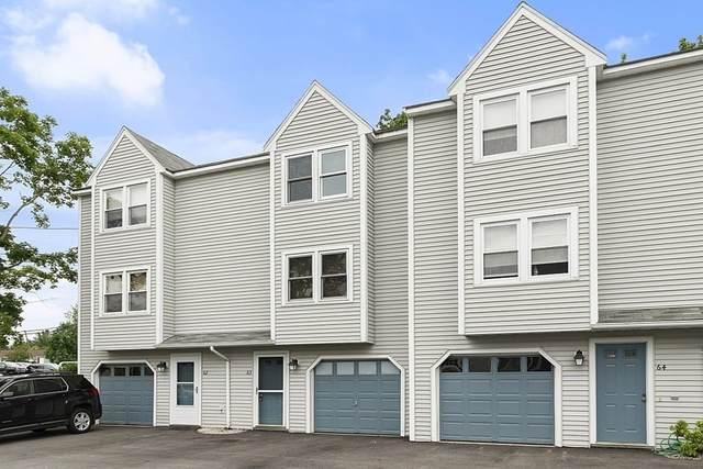 1431 Pawtucket Blvd #63, Lowell, MA 01854 (MLS #72848850) :: Spectrum Real Estate Consultants