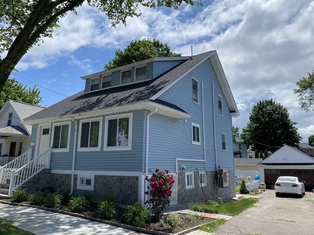 281 Billings Rd, Quincy, MA 02169 (MLS #72848906) :: Spectrum Real Estate Consultants