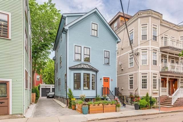 13 Gardner Road #13, Cambridge, MA 02139 (MLS #72848932) :: Boston Area Home Click