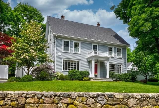 61 North Main St., Sherborn, MA 01770 (MLS #72848958) :: Spectrum Real Estate Consultants