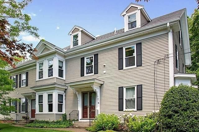 35 South St A, Medfield, MA 02052 (MLS #72848992) :: Westcott Properties