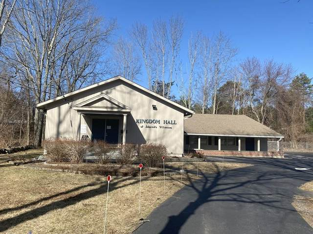 374 Old Post Rd, Sharon, MA 02067 (MLS #72849003) :: Spectrum Real Estate Consultants