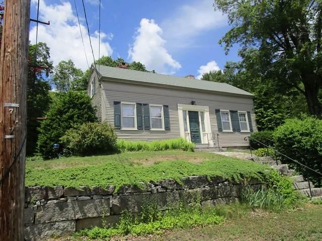 17 Chapel Street, Ashburnham, MA 01430 (MLS #72849008) :: Spectrum Real Estate Consultants