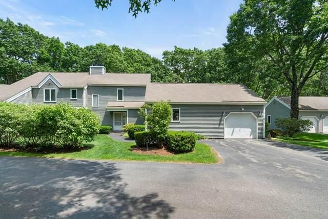 12 Indian Dawn #12, Wayland, MA 01778 (MLS #72849010) :: Maloney Properties Real Estate Brokerage