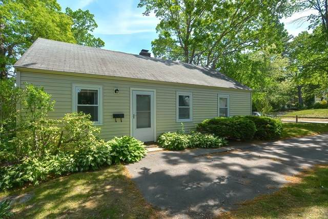 28 Woodbine Rd., Stoughton, MA 02072 (MLS #72849043) :: Spectrum Real Estate Consultants