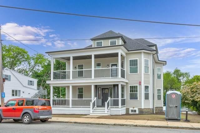 74 Tremont St #3, Salem, MA 01970 (MLS #72849065) :: Maloney Properties Real Estate Brokerage