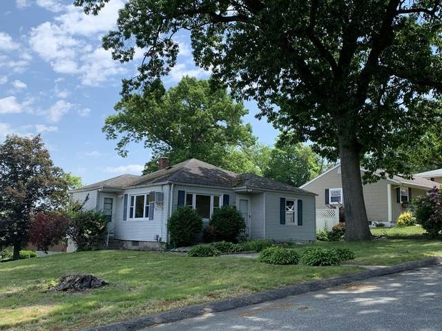 76 Marguerite St, Chicopee, MA 01020 (MLS #72849073) :: Maloney Properties Real Estate Brokerage