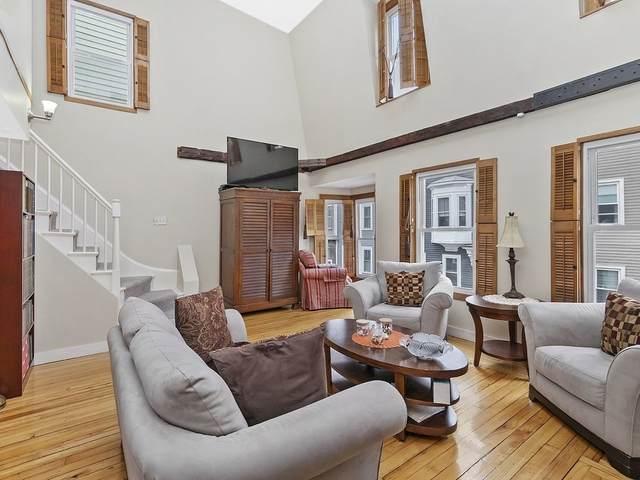 50 Green St B, Boston, MA 02129 (MLS #72849077) :: Maloney Properties Real Estate Brokerage
