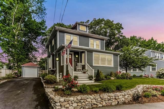 68 Walnut St, Braintree, MA 02184 (MLS #72849087) :: Spectrum Real Estate Consultants