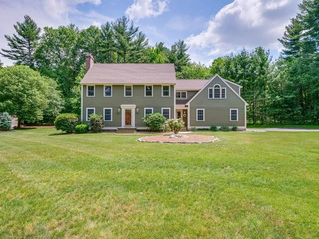 9 Old Carriage Path, Groton, MA 01450 (MLS #72849092) :: Spectrum Real Estate Consultants