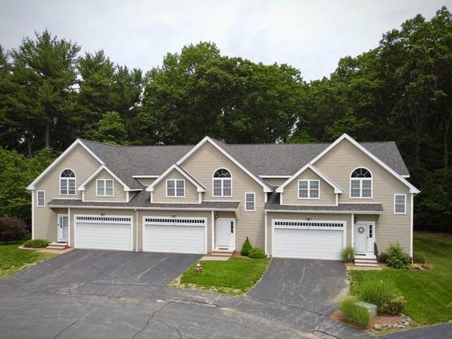 138 Afra Dr #138, West Boylston, MA 01583 (MLS #72849160) :: The Duffy Home Selling Team