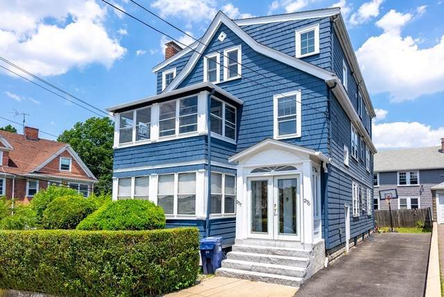 275-277 Summit Ave, Boston, MA 02446 (MLS #72849174) :: The Gillach Group