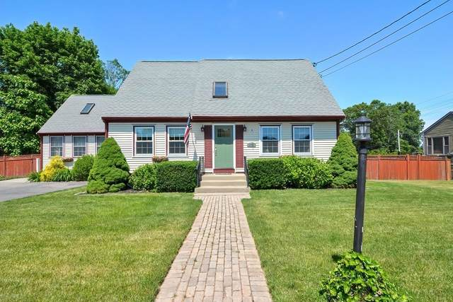 2730 Highland Ave, Fall River, MA 02720 (MLS #72849183) :: EXIT Realty