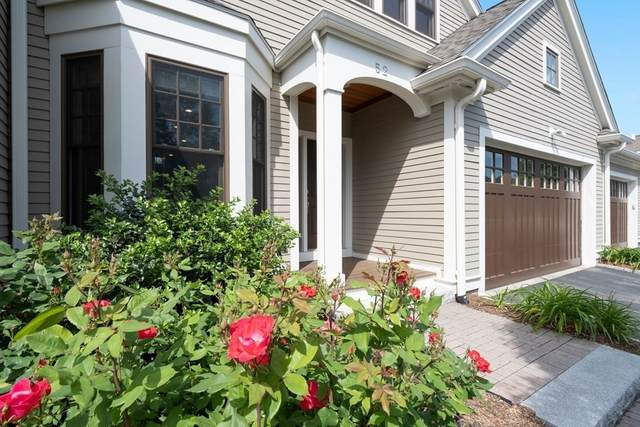 52 Graystone #52, Winchester, MA 01890 (MLS #72849186) :: EXIT Realty