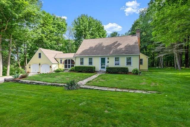 23 Whittemore Road, Sturbridge, MA 01566 (MLS #72849190) :: EXIT Realty