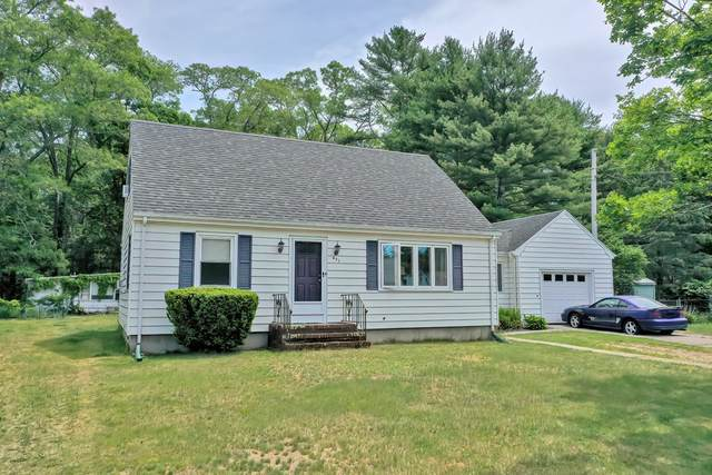 471 Reed Rd, Dartmouth, MA 02747 (MLS #72849322) :: Welchman Real Estate Group