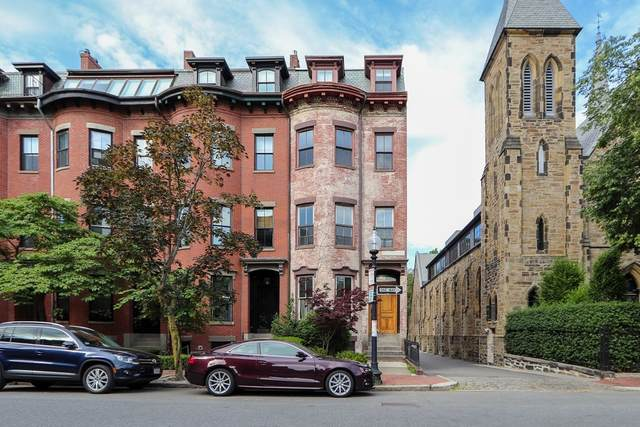 162 W Concord St #2, Boston, MA 02118 (MLS #72849329) :: Anytime Realty