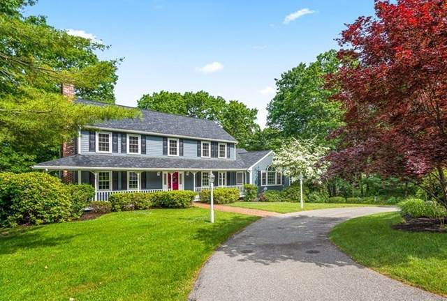 120 Lincoln Woods Rd, Waltham, MA 02451 (MLS #72849330) :: Conway Cityside