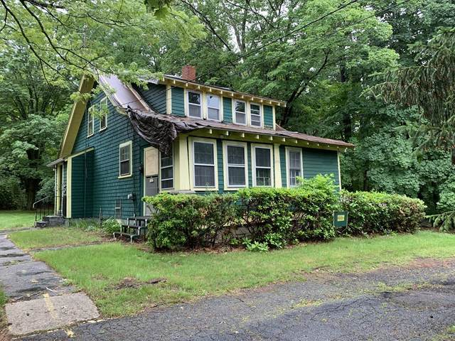 275 Central St, Berlin, MA 01503 (MLS #72849389) :: Re/Max Patriot Realty
