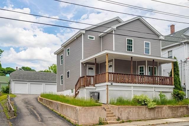 106 Greenwood Street, Gardner, MA 01440 (MLS #72849408) :: Re/Max Patriot Realty