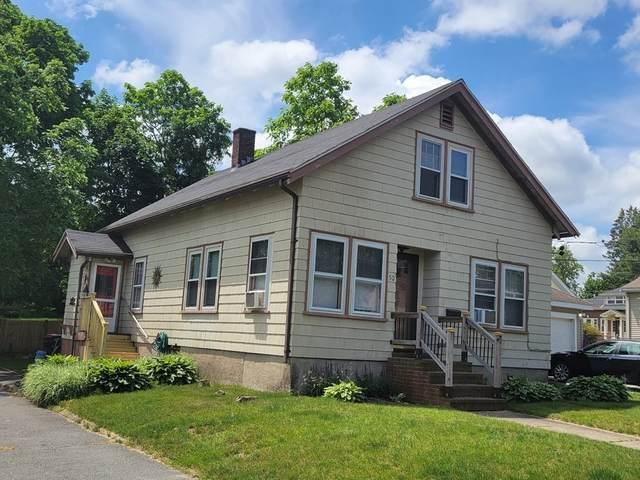 50 Carroll Ave, Brockton, MA 02301 (MLS #72849550) :: The Duffy Home Selling Team