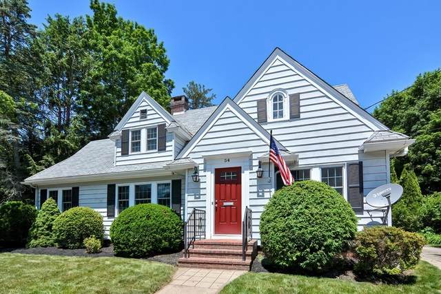 54 Upland Rd, Attleboro, MA 02703 (MLS #72849556) :: Dot Collection at Access
