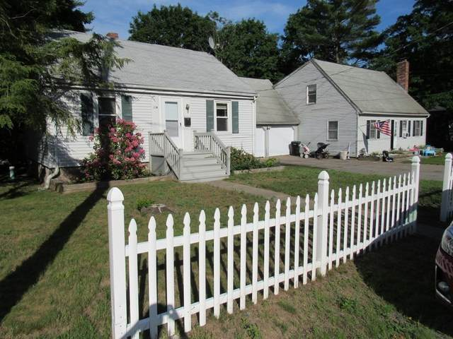 20A & 20B Pleasant St, Foxboro, MA 02035 (MLS #72849564) :: Anytime Realty
