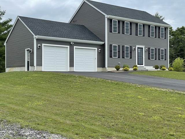 191 Meadow St, Carver, MA 02330 (MLS #72849575) :: The Duffy Home Selling Team