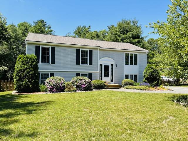 113 Middleboro Road, Freetown, MA 02717 (MLS #72849634) :: Dot Collection at Access