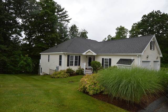 52 William Onthank Lane #52, Southborough, MA 01772 (MLS #72849659) :: Re/Max Patriot Realty