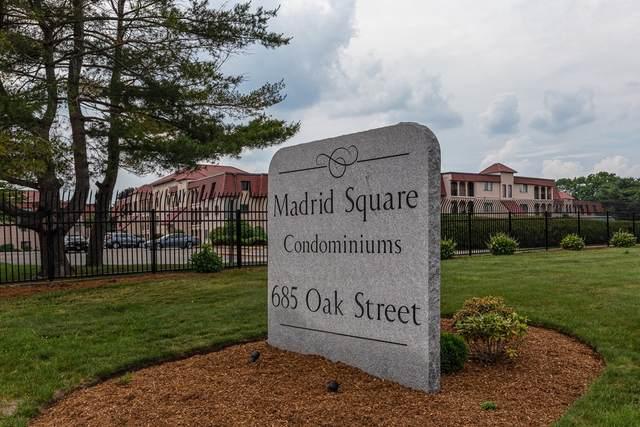 685 Oak St 9-7, Brockton, MA 02301 (MLS #72849669) :: The Duffy Home Selling Team