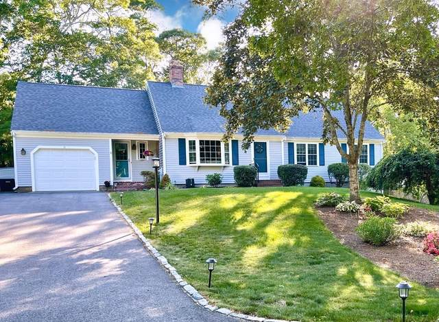 11 King James Dr, Dennis, MA 02660 (MLS #72849671) :: EXIT Cape Realty