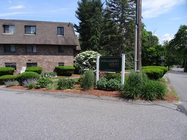 59 School St B14, Northborough, MA 01532 (MLS #72849675) :: The Duffy Home Selling Team