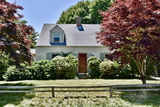 10 N Pleasant St, Dartmouth, MA 02748 (MLS #72849693) :: Re/Max Patriot Realty