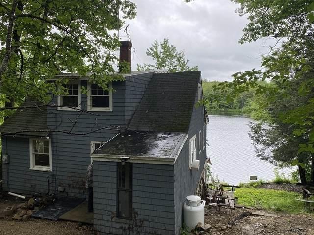 25 Watatic Pond Rd, Ashburnham, MA 01430 (MLS #72849733) :: The Ponte Group