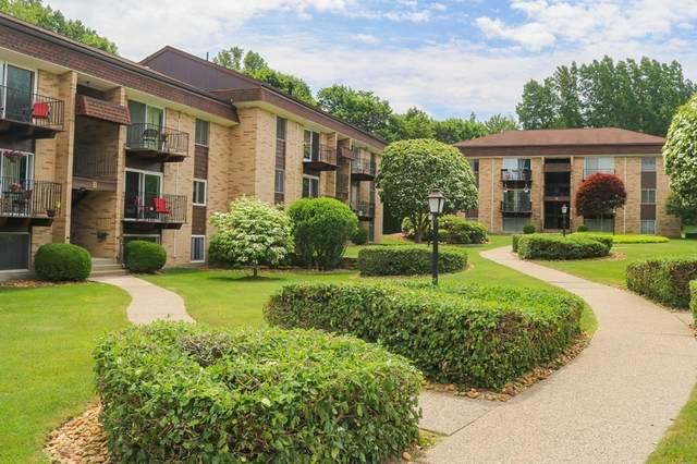 121 Bailey Street C25, Worcester, MA 01602 (MLS #72849776) :: Spectrum Real Estate Consultants