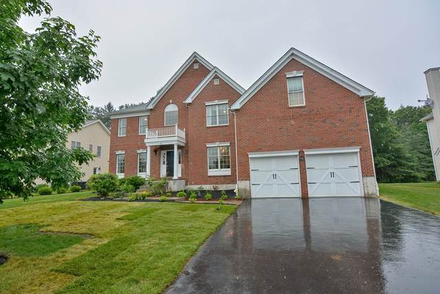 20 Olympic Court, Walpole, MA 02032 (MLS #72849800) :: The Duffy Home Selling Team