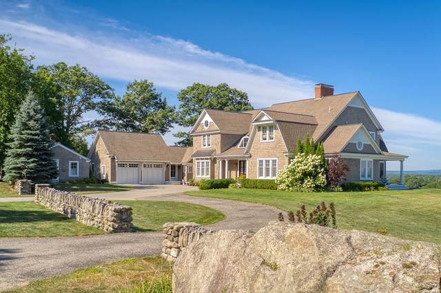 160 Prospect Hill Rd, Harvard, MA 01451 (MLS #72849810) :: The Ponte Group